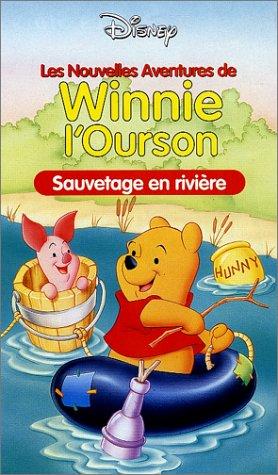 Les Nouvelles aventures de Winnie l'ourson : Sauvetage en rivière [VHS]