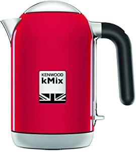 Kenwood ZJX650RD Linea kMix Bollitore, 2200 W, Rouge