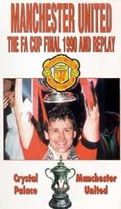 FA Cup Final 90-Man.Utd/Crystal Palace [VHS]