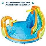 geburtstagsfee Pool mit 2 Rutschen für Ihre Kinderparty 4 Tage inkl. Rückschein Zum Spartarif...
