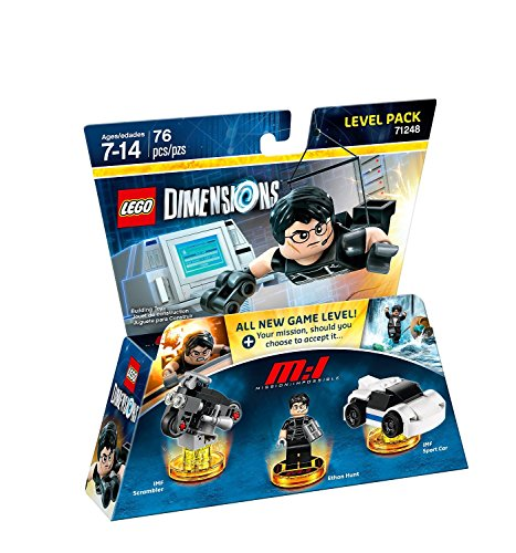 Lego LEGO Dimensions - Level PACK Mission Impossible Hybrid Toy