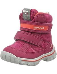 Viking 3-84380, Botas Cortas Unisex Infantil
