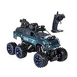 PETRLOY Buggy Haute Vitesse Hobby Toys Véhicules Course 35 km/h 2.4 Ghz Électronique RC Off Road Télécommande Voitures Contrôlables Rechargable Rapide Voiture 6WD Tout Terrain 26 + MPH Camion Pour E