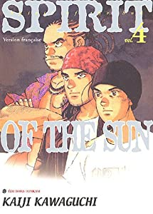 Spirit of the sun Edition simple Tome 4
