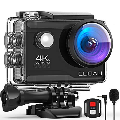 COOAU Action Cam HD