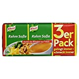 Knorr Rahm Soße, 750ml