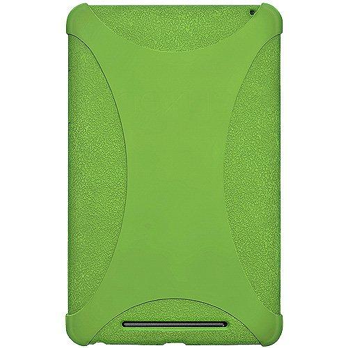 Amzer Jelly Case Silikonhülle für Asus/ Google Nexus 7 grün (Case Nexus 7 Grüne)