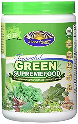 Divine Health: Living Green Superfood 30 servings, 8.5 oz by Divine Health
