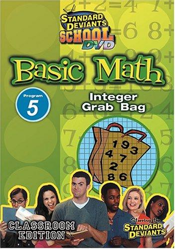 asic Math 5 - Integer Grab Bag [Import USA Zone 1] ()