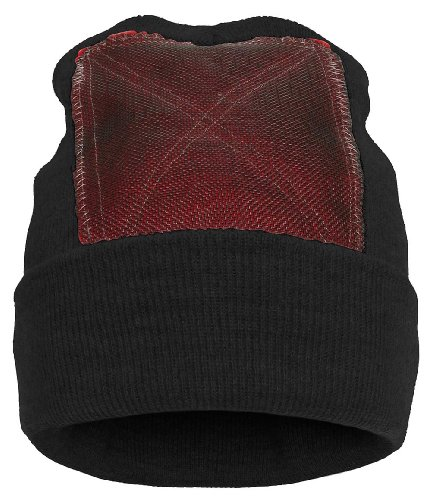 BACKSPIN FUNCTION WEAR 'Beanie' Headspin-Cap - black - OneSize