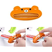 Shop Story–Stampa Tubo dispenser di dentifricio in forma di piccolo orso bruno