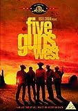 Five Guns West [DVD]