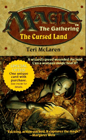 Magic: the Gathering-Cursed Land