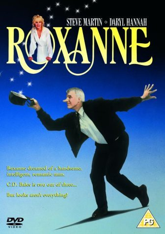 Roxanne [DVD] [1987] by Steve Martin