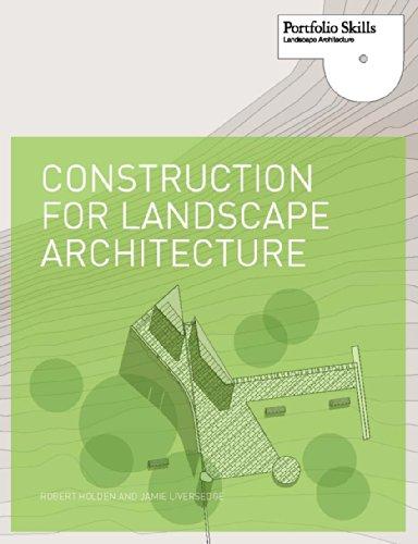 Pdf landscape construction