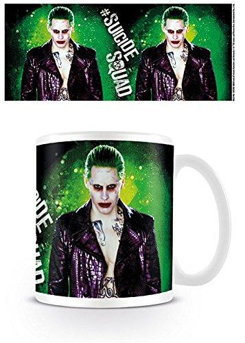 Suicide Squad The Joker tazza di caffè DC Comics ufficiale del film Jared Leto