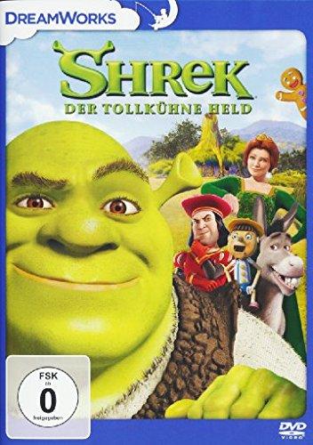 Shrek - Der tollkühne Held Shrek Dvd Von Amazon