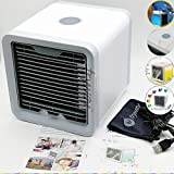 Trymway 2018 New Air Cooler Arctic Air Personal Space Cooler Quick & Easy Way to Cool outdoor portable Desktop Air Conditioner Home Office Desk Device