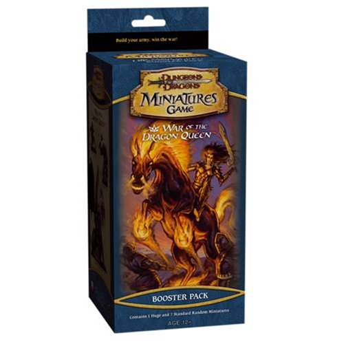 Wizards of The Coast 95052 - Dungeons und Dragons: War of The Dragon Queen Huge (Puzzles Und Drachen-geschenk-karte)