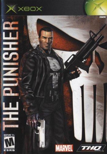 The Punisher – Xbox 51GHDQC2AYL