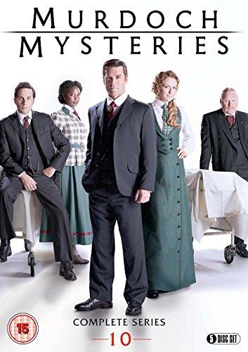 Series 10 (5 DVDs)