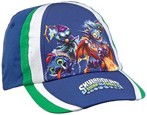 Skylanders: Swap Force Cap blau, grün, weiß