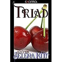 Triad (An Erotic Menage Anthology) (English Edition)