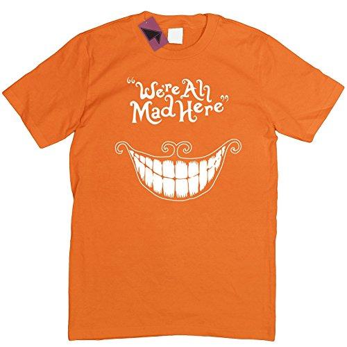Prism Clothing Co. -  T-shirt - Uomo Arancione
