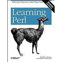 Learning Perl, Fourth Edition by Randal L. Schwartz (2005-07-24)