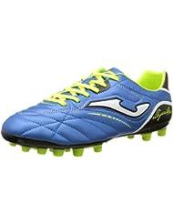 JOMA AGUILA - Botas de fútbol, color azul royal, talla 41