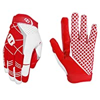 ‏‪Seibertron Pro 3.0 Elite Ultra-Stick Sports Receiver Glove Football Gloves Youth and Adult Adult XL‬‏