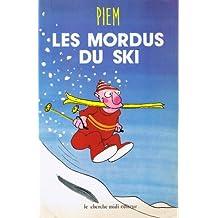 Les mordus du ski