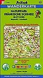 Fritsch Karten, Nr.65, Naturpark Fränkische Schweiz, Blatt Nord (Fritsch Wanderkarten 1:50000) -