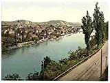 Photo Marburg Styria A4 10x8 Poster Print