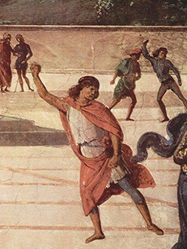 Lais Puzzle Pietro Perugino - Christus übergibt Petrus den Schlüssel zum Himmelreich 1000 Teile