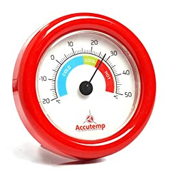 Accutemp IIP-THM-101 Small Dial Thermometer