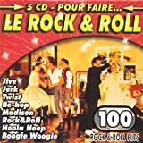 Coffret 5 CD : Le Rock & Roll [Import anglais]