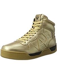 Armani Jeans Herren Sneaker High Cut Hohe