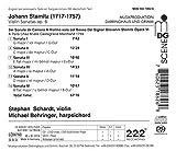 Johann Stamitz: Violin Sonatas op. 6