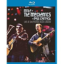Mike and the Mechanics + Paul Carrack - Live at the Shepherds Bush London
