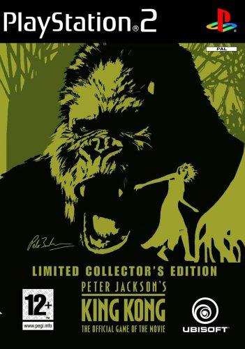 King kong collectors edition - Playstation 2 - PAL (2 King Kong Playstation)