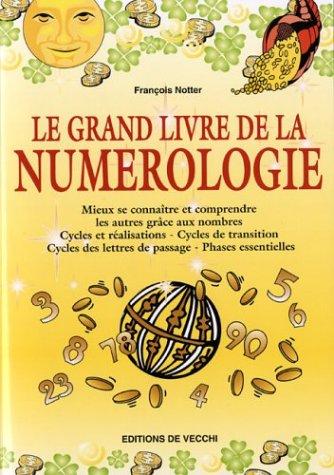 Le grand livre de la numérologie