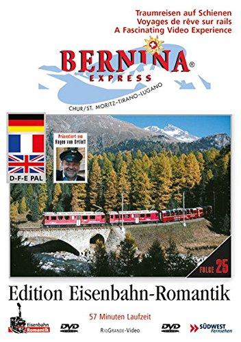 25. Bernina-Express