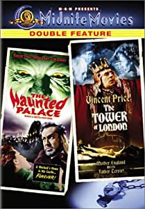 Haunted Palace  [1966] / Tower of London [1962] [DVD] [Region 1] [US Import] [NTSC]
