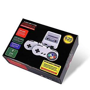Retro Familie Edition Classic Mini Konsole Eingebaute 620 Spiele AV-Ausgang