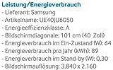 Samsung UE40JU6050 - 3