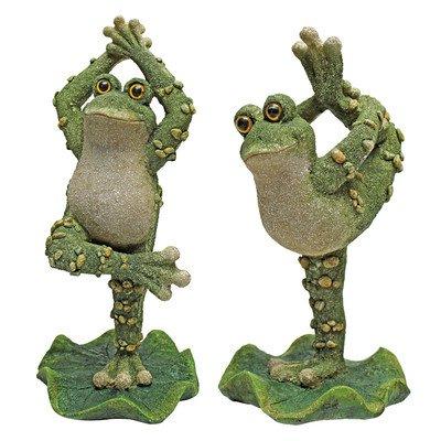 Design Toscano Boogie Down, Tanzender Frosch, Figuren -