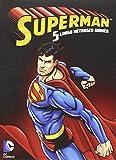 Superman - 5 longs métrages animés - DVD - DC COMICS