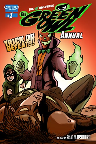 Green Owl Annual #1 (English Edition)