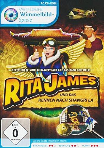 Rita James und das Rennen nach Shangri La